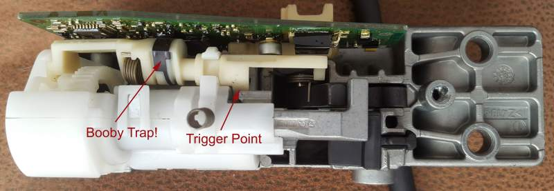 Sh*t Help! Steering Lock Wont Disengage  | MINI Cooper Forum