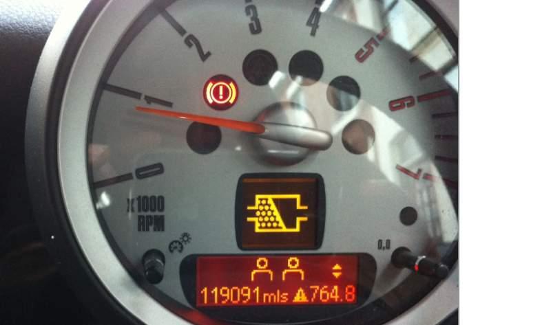 Mini Cooper Warning Lights Symbols Car Image Ideas