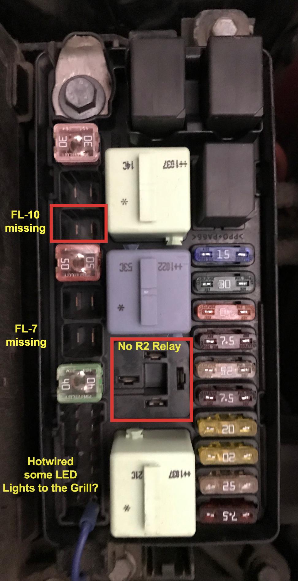 Standard Tru-Tech A//C Clutch Relay