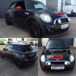 Harry Bolland's 2007 Mini John Cooper Works
