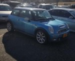 Shane Pitts's 2003 Mini Cooper S