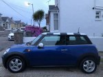 Martin Isted's 2008 BMW Mini Cooper 1.6 D