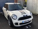 Chris Bryant's 2007 Mini Cooper S