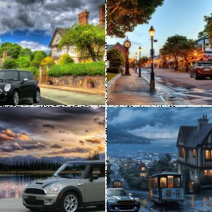 Photo Edit Projects For Mini Cooper