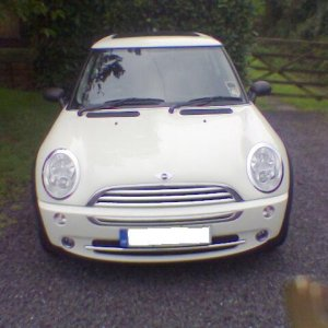 Front Mini One 2005 Facelift PW